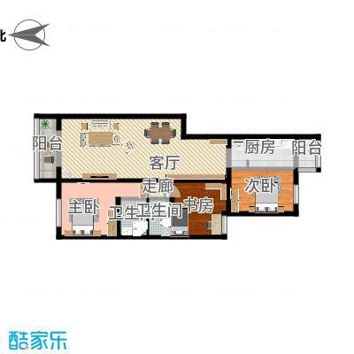 昌平-龙锦苑东一区-设计方案