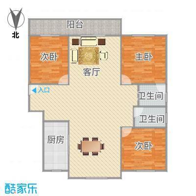 闵行-梅陇世纪苑-设计方案