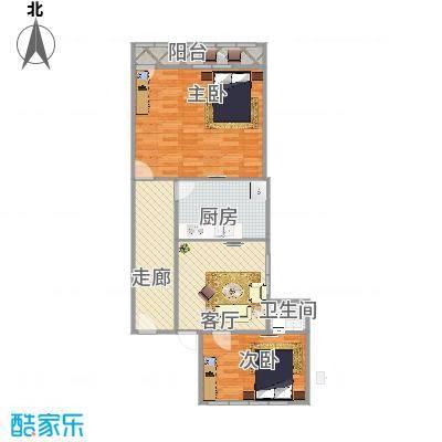 济南-乐山小区-设计方案
