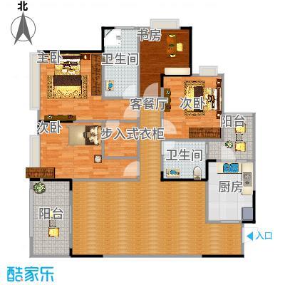 重庆-万科悦峰-设计方案