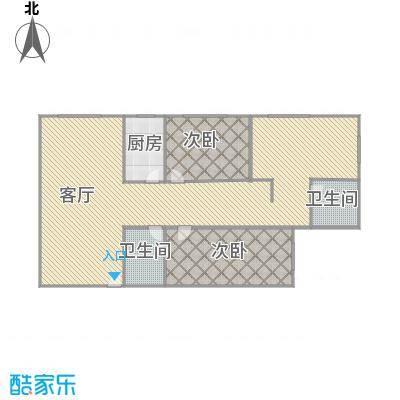 建筑面积176平