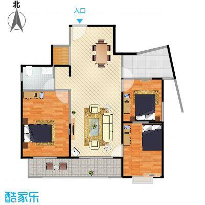 鼓楼-郑和国际广场住宅-设计方案