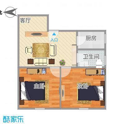 普陀-清涧七街坊-设计方案