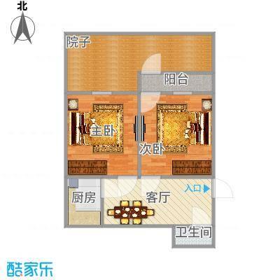 六合-杨庄南村-设计方案