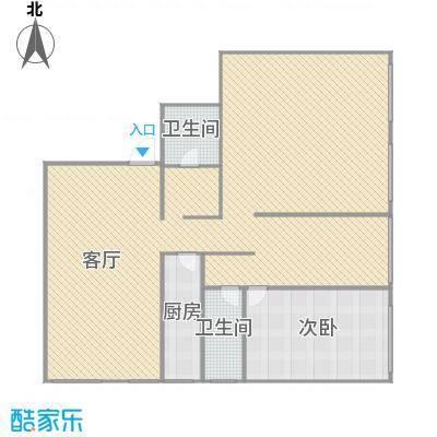 亮丽商务综合楼的户型图