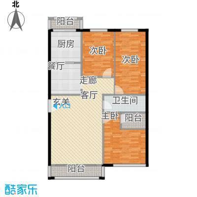 天通苑本三区户型3室
