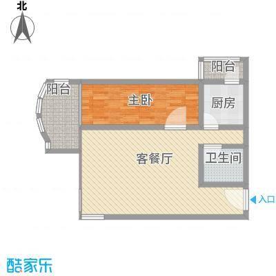 望园东里户型1室