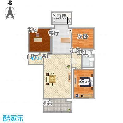 张家口-金地家园-设计方案