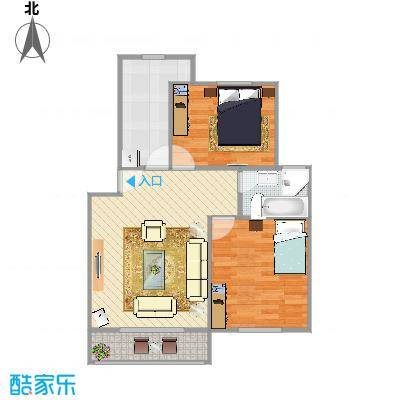 闵行-浦江世博家园十一街坊-设计方案