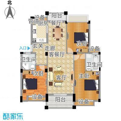 宁波-万里阳光水岸-设计方案