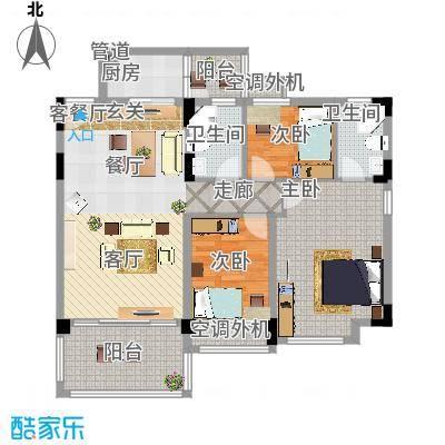 广州-华南碧桂园6米阳光-设计方案