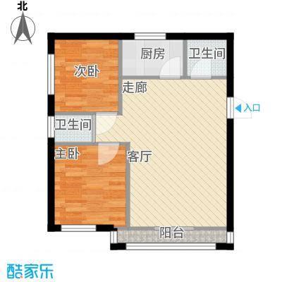 东丽温泉家园户型2室