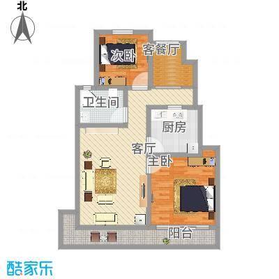 90平三房两厅-副本