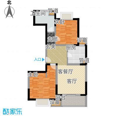 宝山-经纬城市绿洲三期-设计方案1