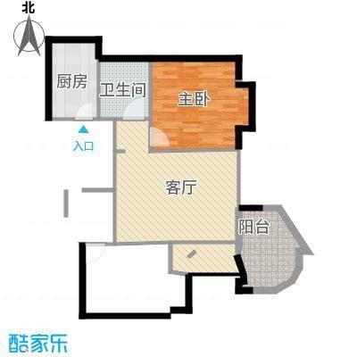 3号楼K户型