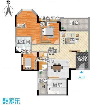 广州-碧桂园凤凰城凤盈苑-设计方案