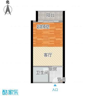 海韵・半岭温泉公寓2户型
