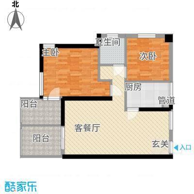 凤凰水城红树湾公馆户型