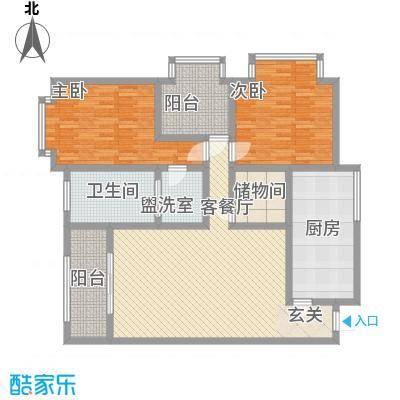 腾涛公寓户型