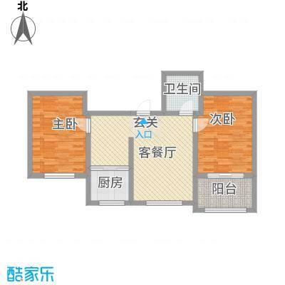 帝豪・丽水蓝湾11#户型
