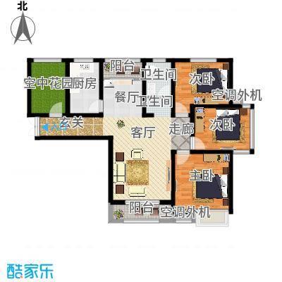 宿州-冠景凯旋门-设计方案