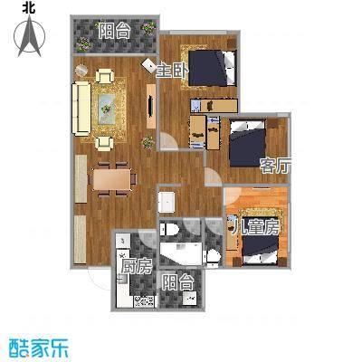 成都-万科金域名邸-设计方案