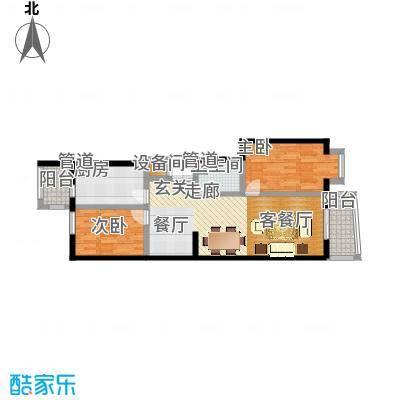 哈尔滨市道里-美晨家园-设计方案