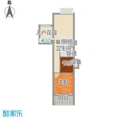 合景・汀澜海岸公寓S1户型