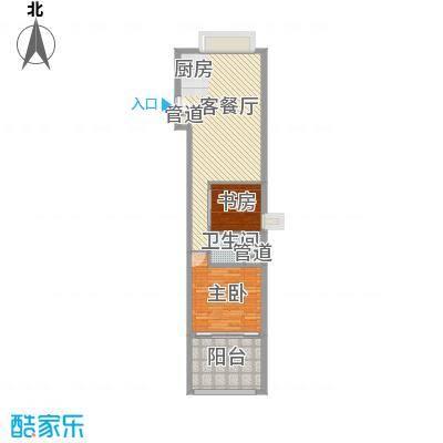合景・汀澜海岸公寓R户型