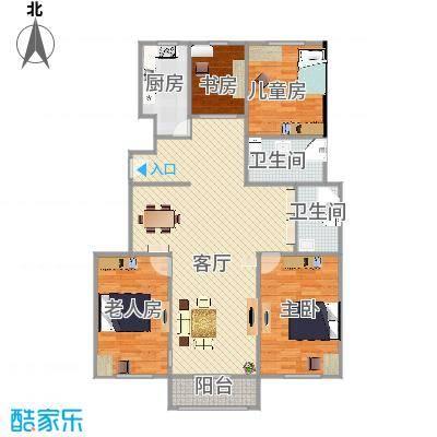 密云-滨河路12号院-设计方案