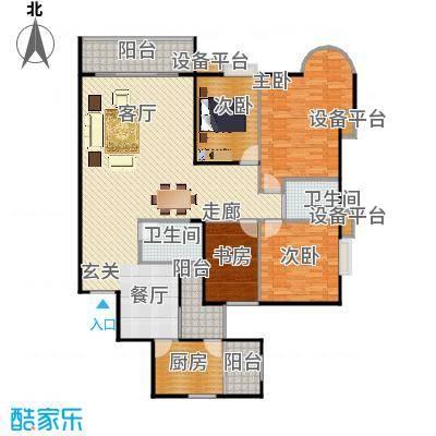 重庆-花样年华-设计方案