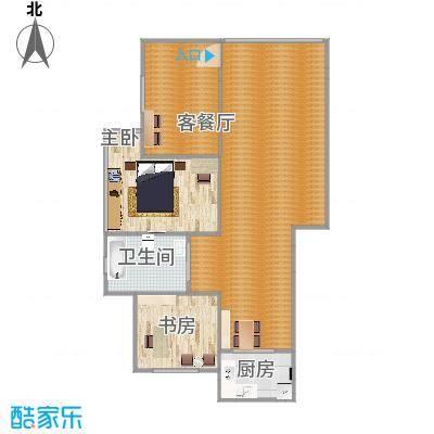 兴城-水岸绿洲-设计方案