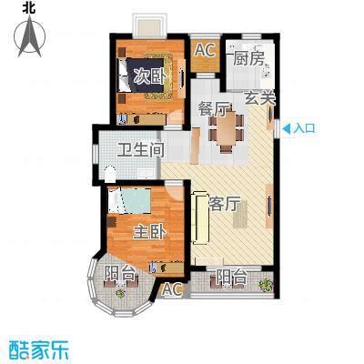 兴隆台-日月兴城-设计方案