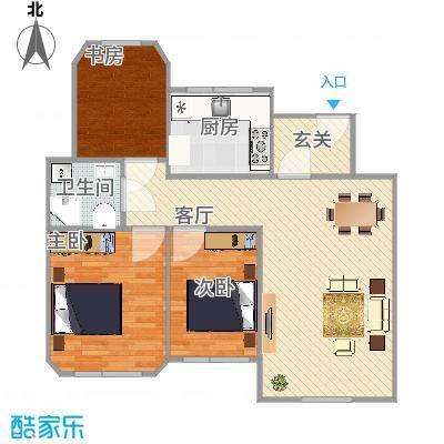 徐州-城置金色年华-设计方案