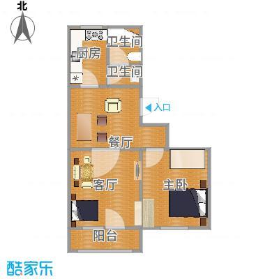 北京-罗庄南里-设计方案