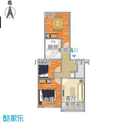 上海-金杨新村-设计方案