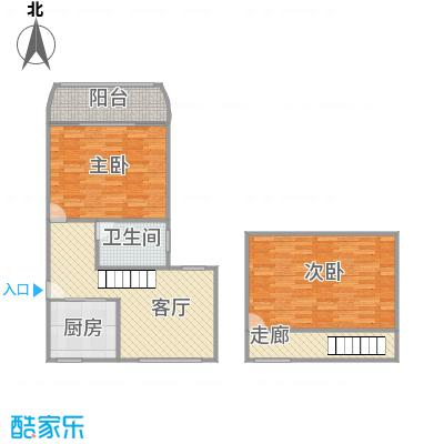 虹口-场中路755弄小区-设计方案