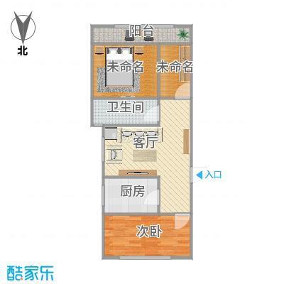 浦东新-齐二小区-设计方案