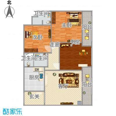 济南-后龙小区-设计方案