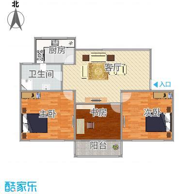 上海-牡丹路259弄小区-设计方案