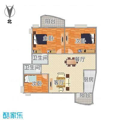 杭州-现代雅苑-设计方案
