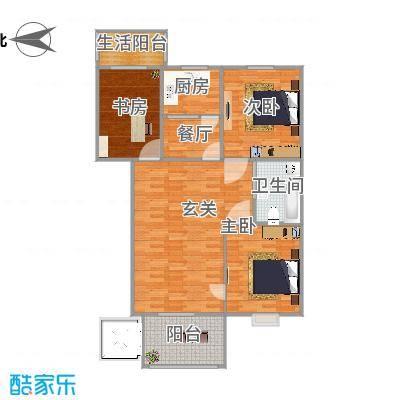 义乌-阳光小区-设计方案