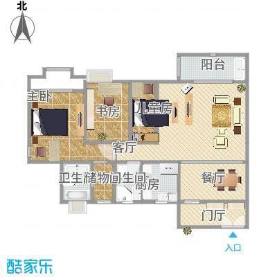 三亚-三亚同心家园-设计方案