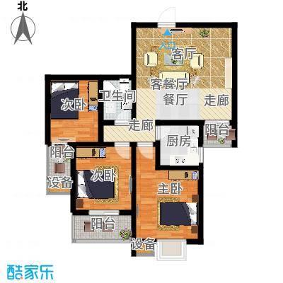 西安-太白新苑-设计方案