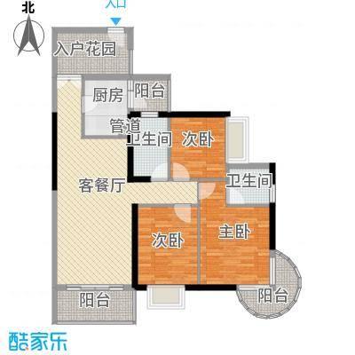 红日・南宁国际金融大厦户型