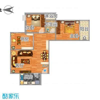 武汉-汉阳人信汇二期天悦-设计方案