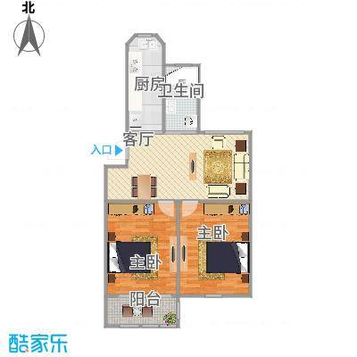 嘉定-民东公寓-设计方案