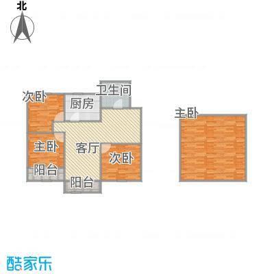 上海-昌里花园二期-设计方案