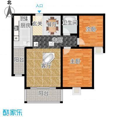 呼和浩特-瓯江现代城-设计方案