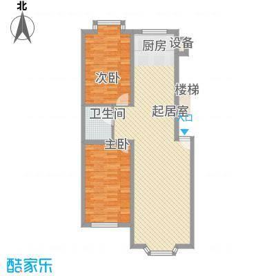 西河花苑3户型